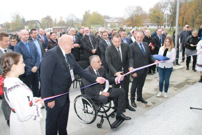 U Rakitju svečano otvoren Spomen-dom prve gardijske brigade Tigrovi
