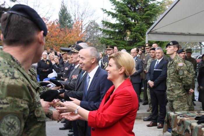 Obilježena 28. obljetnica ustrojavanja 1. gardijske brigade Tigrovi