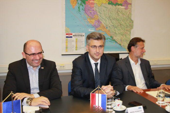 Plenković: Hrvatska nije zemlja u kojoj se zabranjuje sloboda govora niti se zabranjuju političke stranke