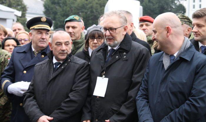 Ministar unutarnjih poslova Božinović potvrdio uhićenja za ratne zločine na području Vukovara