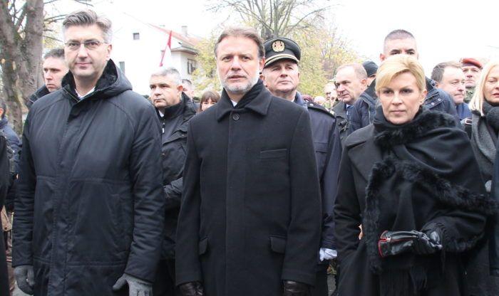 Plenković: Odnosi s predsjednicom Republike Grabar-Kitarović su jako dobri