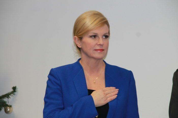 Predsjednica Republike Grabar-Kitarović bez komentara na ostavku svoga savjetnika Vlade Galića, Krstičević ne bi trebao odstupiti