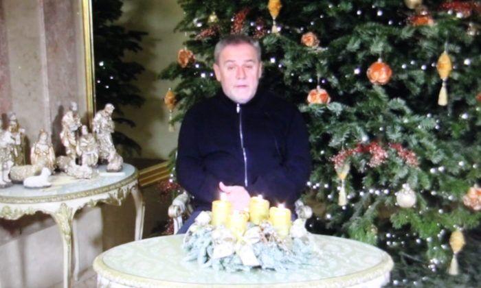 """Bandić čestitao Božić, pozvao na bliskost i dobrotu: """"Moja poruka svima je da budemo bolji ljudi, činimo dobro jedni drugima i da budemo bliže jedni drugima"""""""