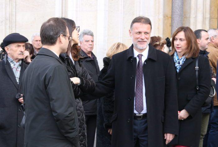 """Jandroković prije božićne mise o tvrdnjama Mate Radeljića: """"Danas svima, mir i dobro"""""""