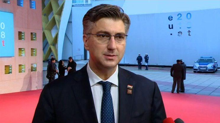 """Plenković poslao poruku Bandiću i javnosti: Neće biti rekonstrukcije Vlade, """"To je tema koju netko drugi plasira u javni prostor"""""""