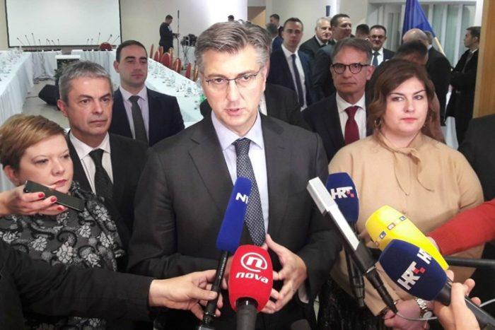 Plenković: Efekti porezne reforme korisni i za pet slavonskih županija