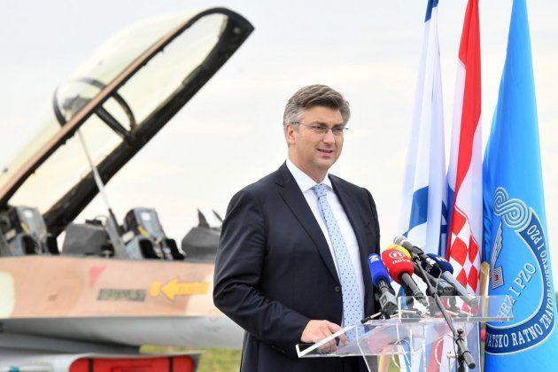 Plenković: Ako Hrvatska ne bude mogla kupiti zrakoplove kakve je odabrala, Vlada će poništiti odluku