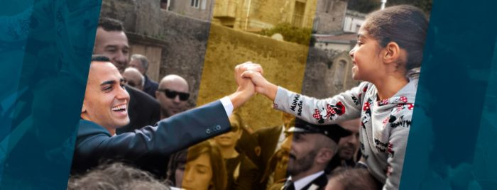 POLITIKA BUDUĆNOSTI – Pokret pet zvijezda dogovara suradnju sa Živim zidom za europski parlament