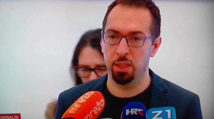 Tomašević: Bandić očekuje da građani kroz komunalne usluge plaćaju političku trgovinu
