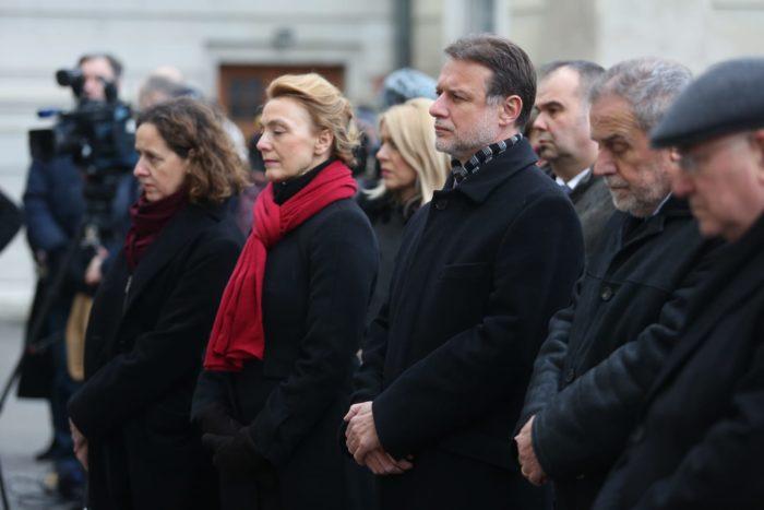 Jandroković: Objava lažnih fotografija pokušaj kompromitacije državnog dužnosnika i cijele Vlade, treba raščistiti tko stoji iza prljavih poslova