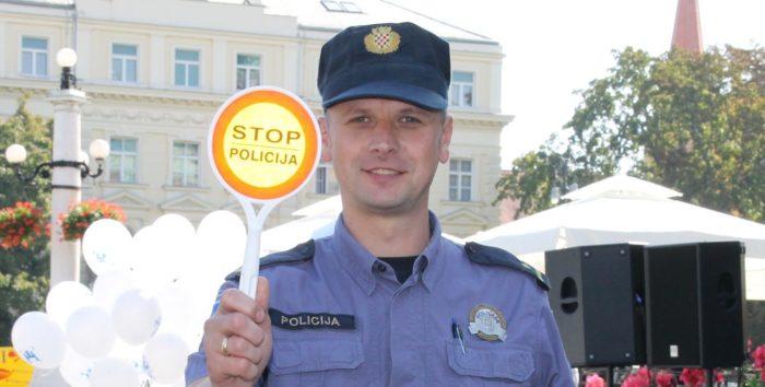 Zagrebačka policija u petak provodi akciju usmjerenu na zaštitu pješaka