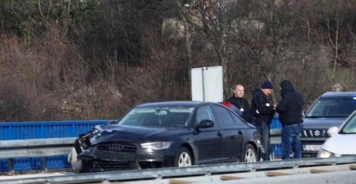 Krijumčar ljudi bježao policiji pa izazvao prometnu nesreću