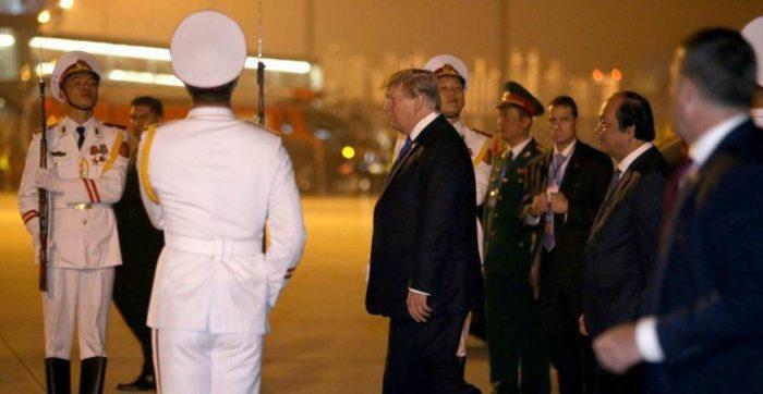 Američki predsjednik Trump stigao u Hanoi