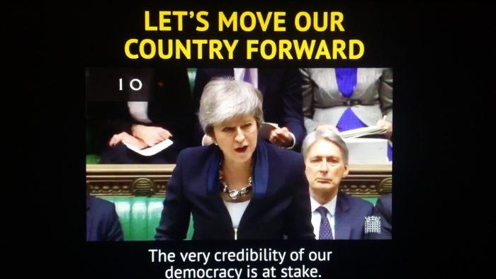May će dopustiti glasanje o brexitu bez sporazuma te o produljenju pregovora