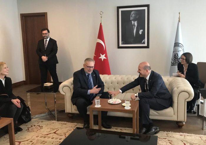 Božinović u Istanbulu na 6. ministarskoj konferenciji Budimpeštanskog procesa