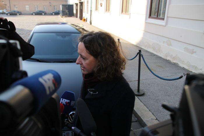 Obuljen Koržinek: Ni Vlada niti bilo tko iz Vlade ne vrši pritisak na medije