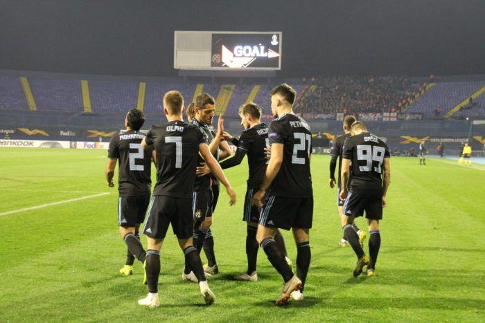 """""""EUROPSKA LIGA"""" Dinamo – Viktorija 3-0"""