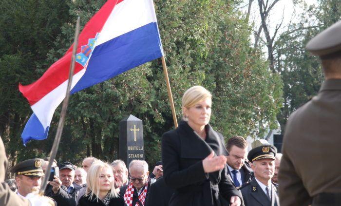 """Predsjednica Kolinda Grabar-Kitarović pisala Mattarelli, pismeno zatražila Tajanijevu ispriku: """"Duboko sam zgrožena i razočarana"""""""