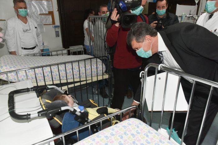 """Kujundžić u povodu Svjetskog dana bolesnika: Trebamo misliti na bolesne, """"Dan zahvalnosti za sve koji se brinu o bolesnima"""""""