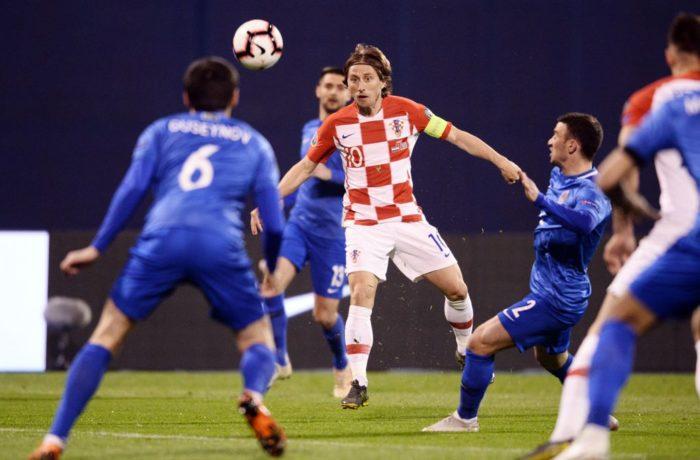 EURO 2020: Hrvatska svladala Azerbajdžan sa 2-1