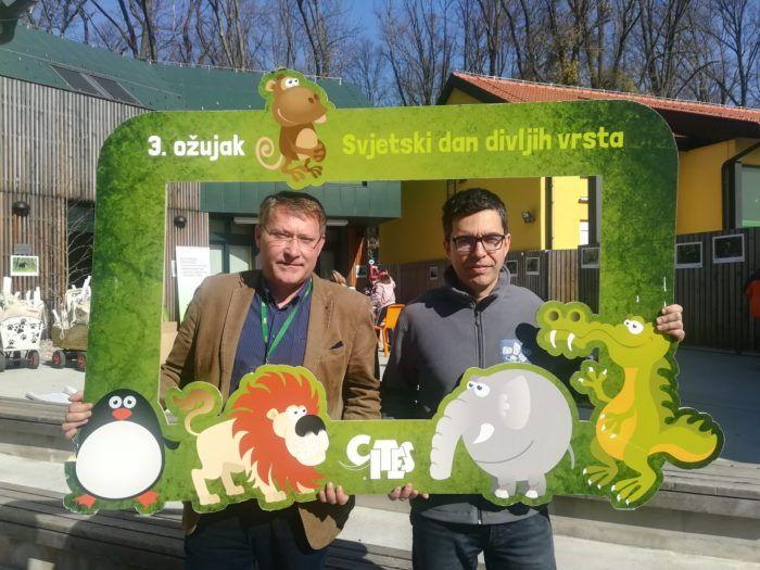 U zagrebačkom ZOO-u obilježen Svjetski dan divljih vrsta