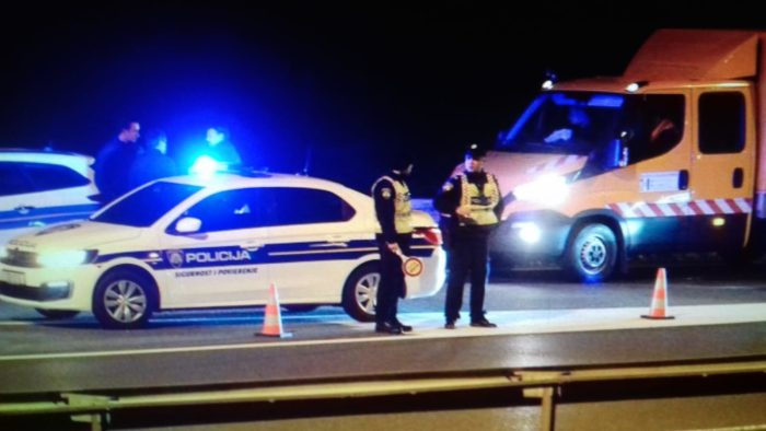 TRAGEDIJA U ZAGREBU: Policajac na motociklu poginuo u prometnoj nesreći na čvoru Jankomir