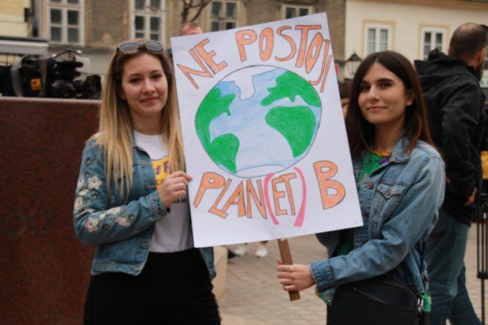 Znanstvenici podržavaju štrajk školaraca za očuvanje klime