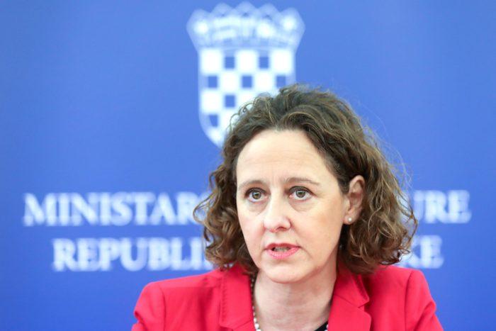 Ministrica Obuljen Koržinek pozvala HND da se uključi u izradu medijskih zakona