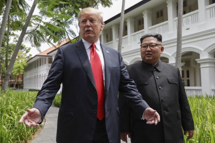 Američki predsjednik Trump i sjevernokorejski predsjednik Kim Jong Un voljni održati treći summit
