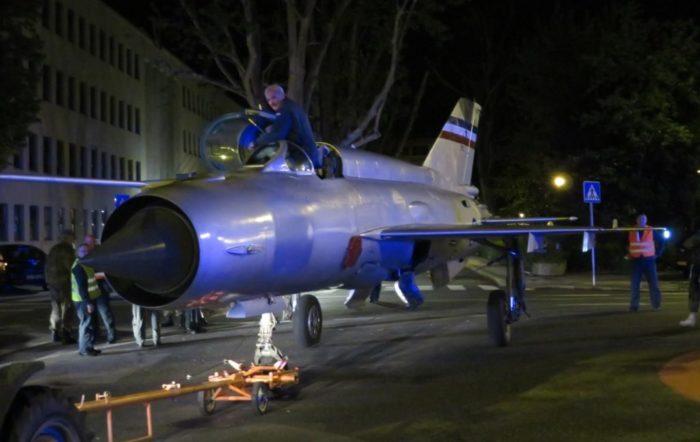 POVRATAK POBJEDNIKA: MORH poziva građane na razgledavanje Perešinova MiG-a heroja Domovinskog rata