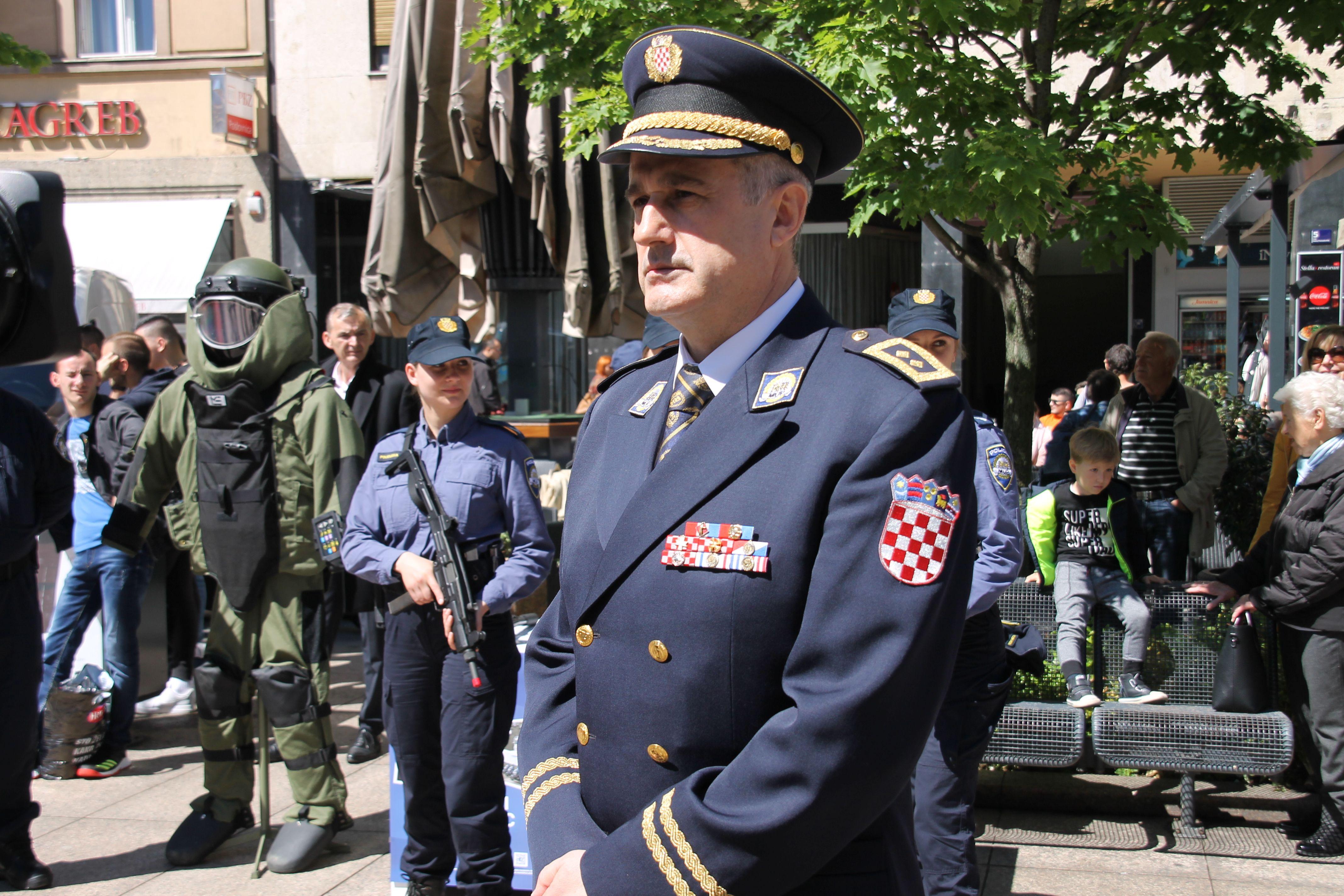 PONOS ZAGREBAČKE POLICIJE: Marko Rašić podigao Zagreb na europski vrh