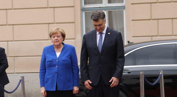 Merkel javno izdala naredbu koja će uništiti i Hrvatsku, a Plenković čini ovo! Jesmo li svjesni tko vlada Hrvatskom?