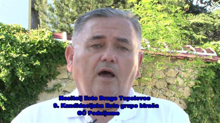 Nepravomoćno osuđeni Drago Topolovec preko Ureda gradonačelnika Bandića i Skupštine Grada Zagreba imenuje suce Županijskog suda u Zagrebu?
