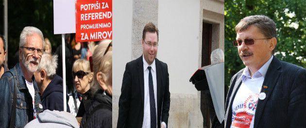 """Sindikati zatražili ostavku ministra Pavića: Ovaj ministar rada je ubio socijalni dijalog u Hrvatskoj, aliministar rada je vojnik partije i mi ga držimo """"egzekutorom"""""""