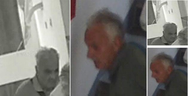 Zagrebačka policija traga za čovjekom koji je opljačkao 81-godišnjakinju: JESTE LI VIDJELI OVOG MUŠKARCA?