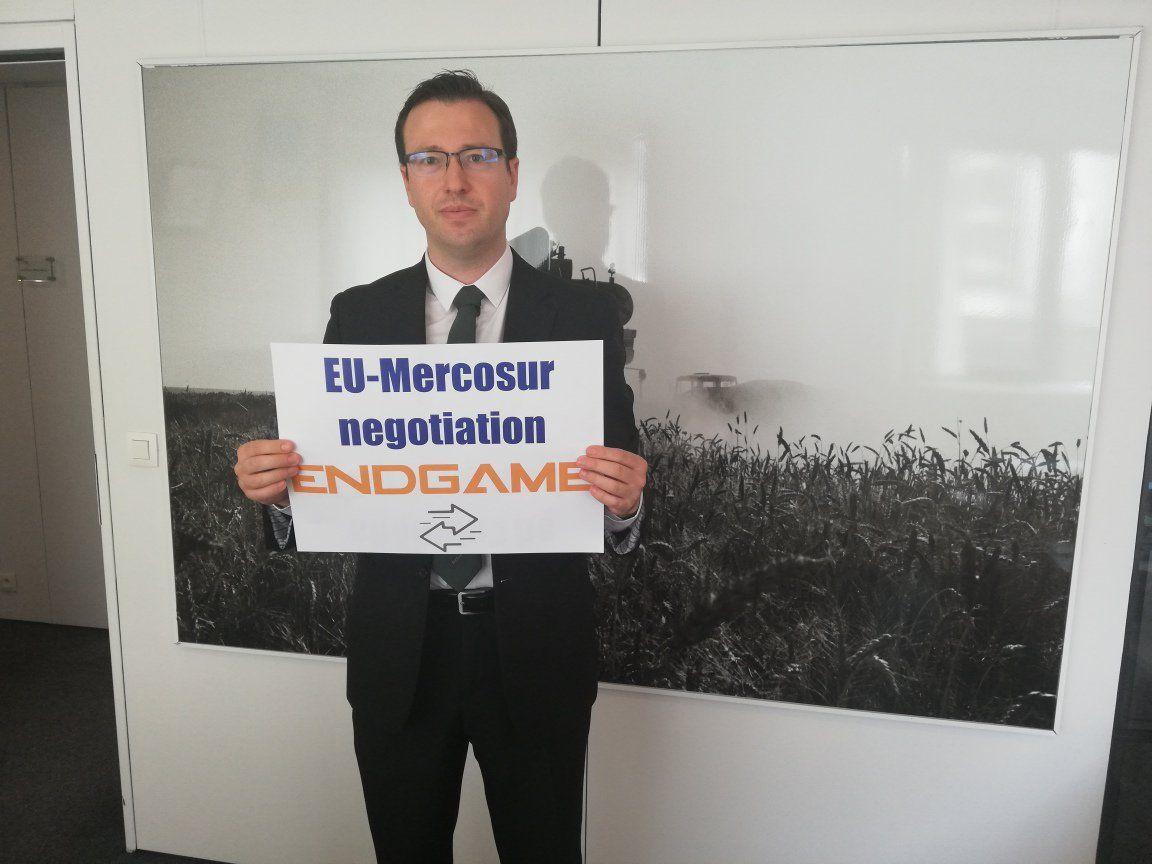 Europskim poljoprivrednicima neprihvatljiv sporazum EU-a i Mercosura