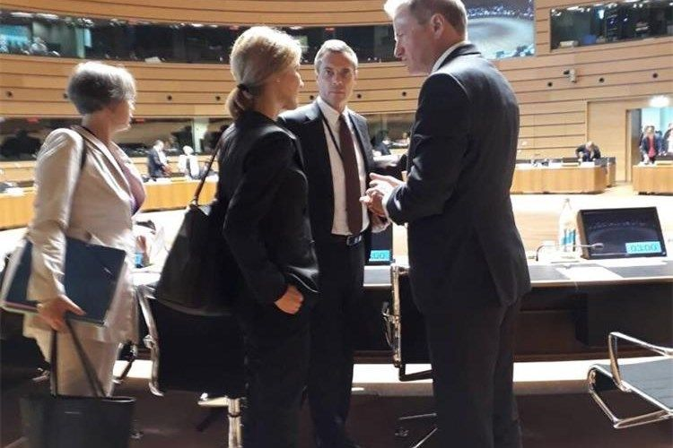 """LUKSEMBURG sastanak Vijeća za pravosuđe i unutarnje poslove -Terezija Gras: """"značajnija sredstva za jačanje nacionalnih policijskih kapaciteta"""""""