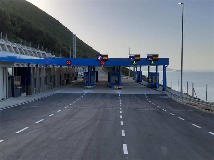 MUP: Na dubrovačkom području otvorena dva granična prijelaza – Vitaljina i Gornji Brgat