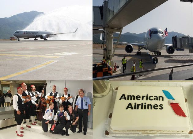 Zrakoplov American Airlinesa iz Philadelphije sletio u dubrovačku zračnu luku