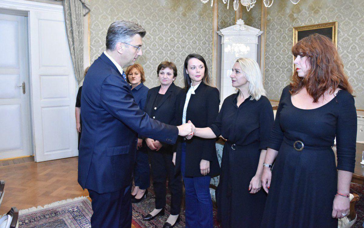 IZMJENE KAZNENOG ZAKONA – Plenković: Socijalni radnici dobit će status službene osobe