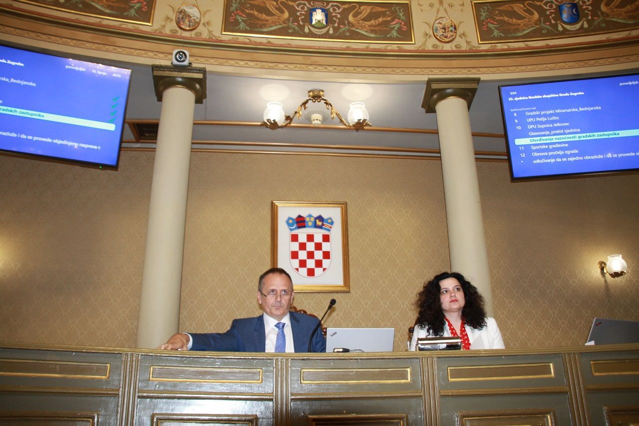 Predsjednik Gradske skupštine Prgomet prisjetio se žrtava Srebrenice