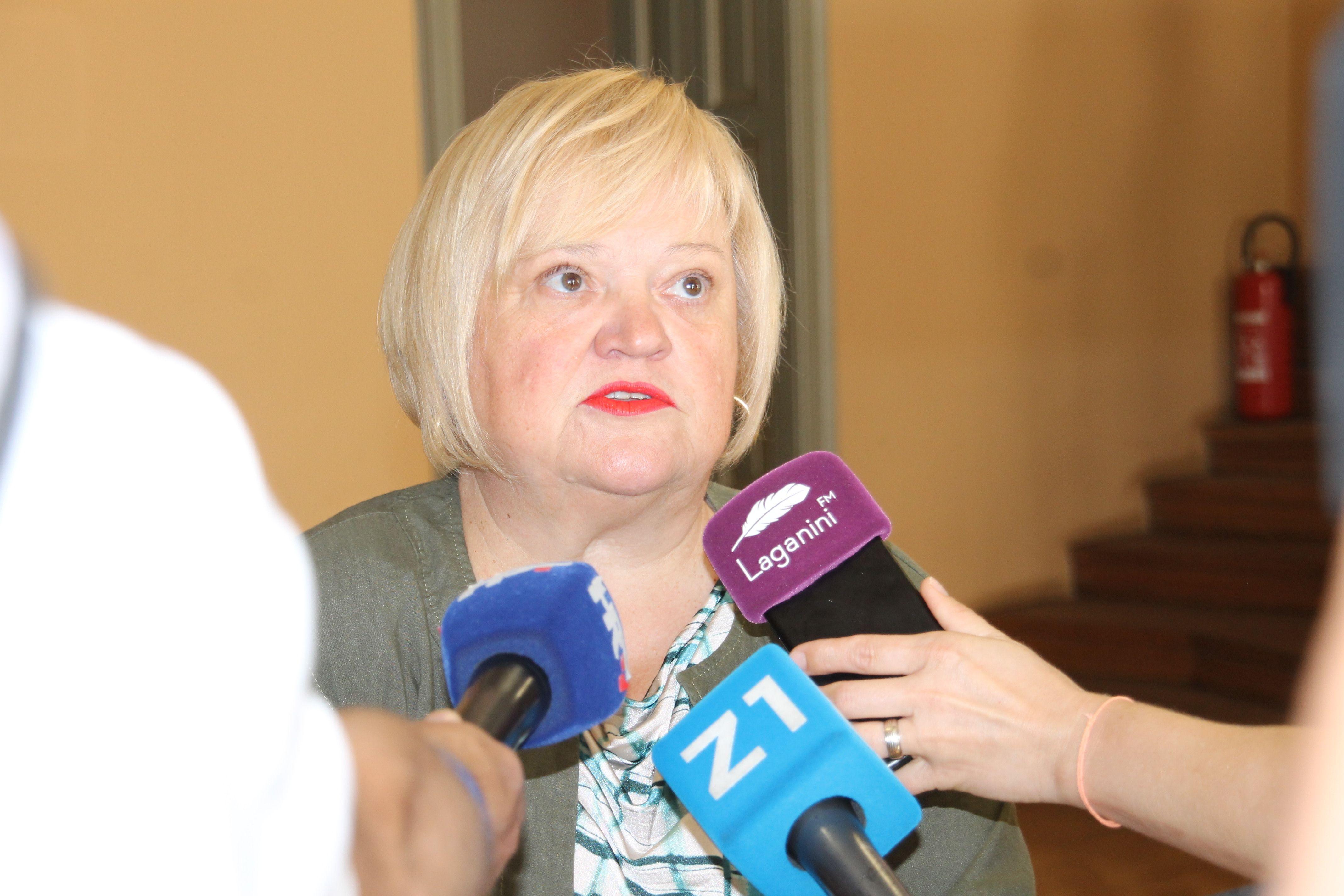 """Mrak-Taritaš oštro odgovorila Bandiću na optužbe: """"Gospodine gradonačelniče, zajedno sa svojim suradnicima, radite protuzakonito"""""""