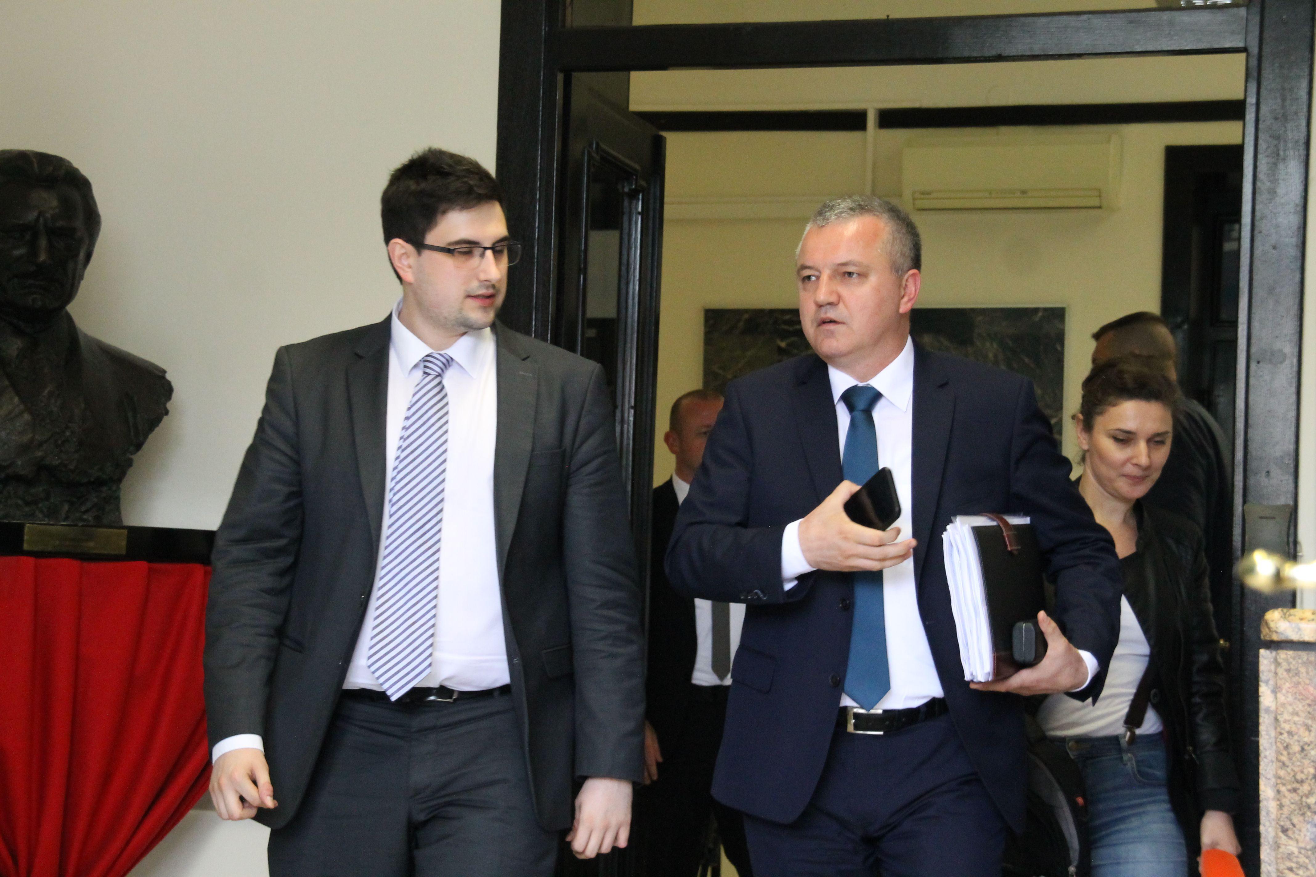 Horvat: Prvo institucije moraju dati sud o Kuščeviću, a onda stranka i vlada