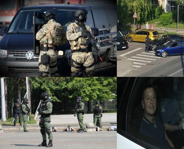 UDAR NA KRIM MILJE: U međunarodnoj policijskoj akciji 'Tebra' dosad uhićeno 16 osoba
