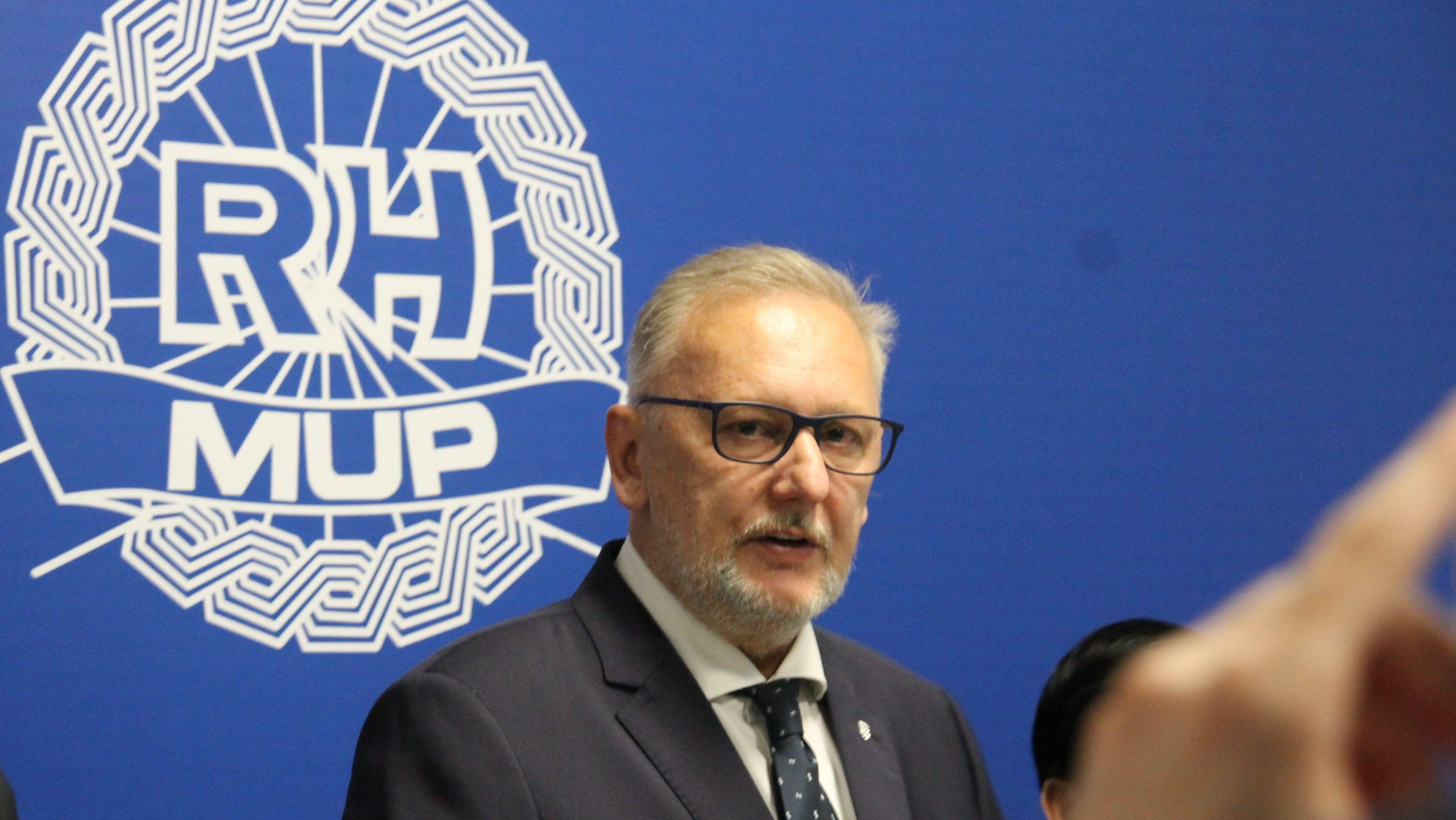 Božinović: Policija postupila profesionalno nakon šesterostrukog ubojstava na Kajzerici