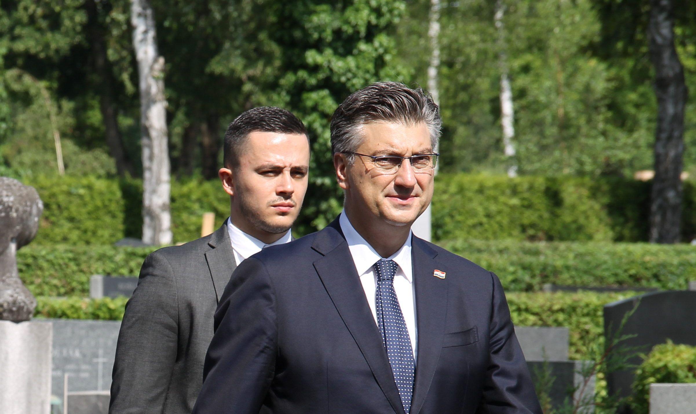 Premijer Plenković izrazio sućut u ime Vlade u povodu šesterostrukog ubojstva na Kajzerici