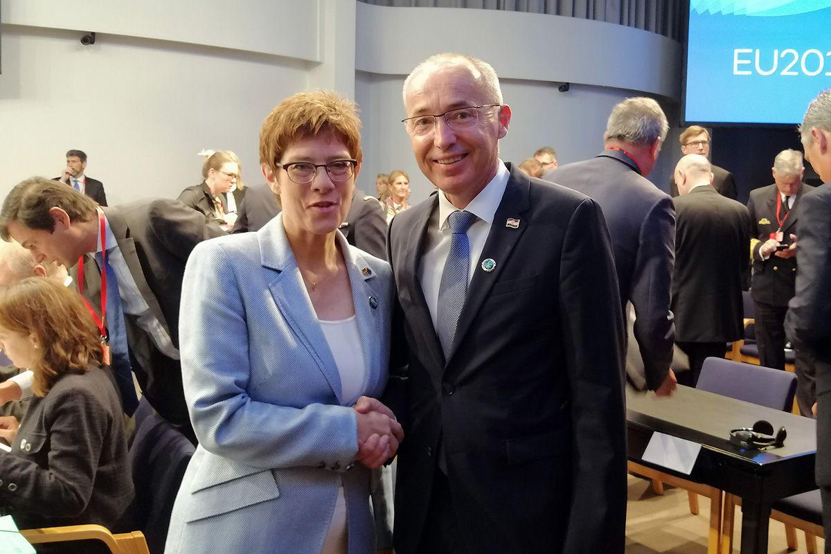 Krstičević na susretu ministara u Helsinkiju o hibridnim prijetnjama, umjetnoj inteligenciji i klimatskim promjenama