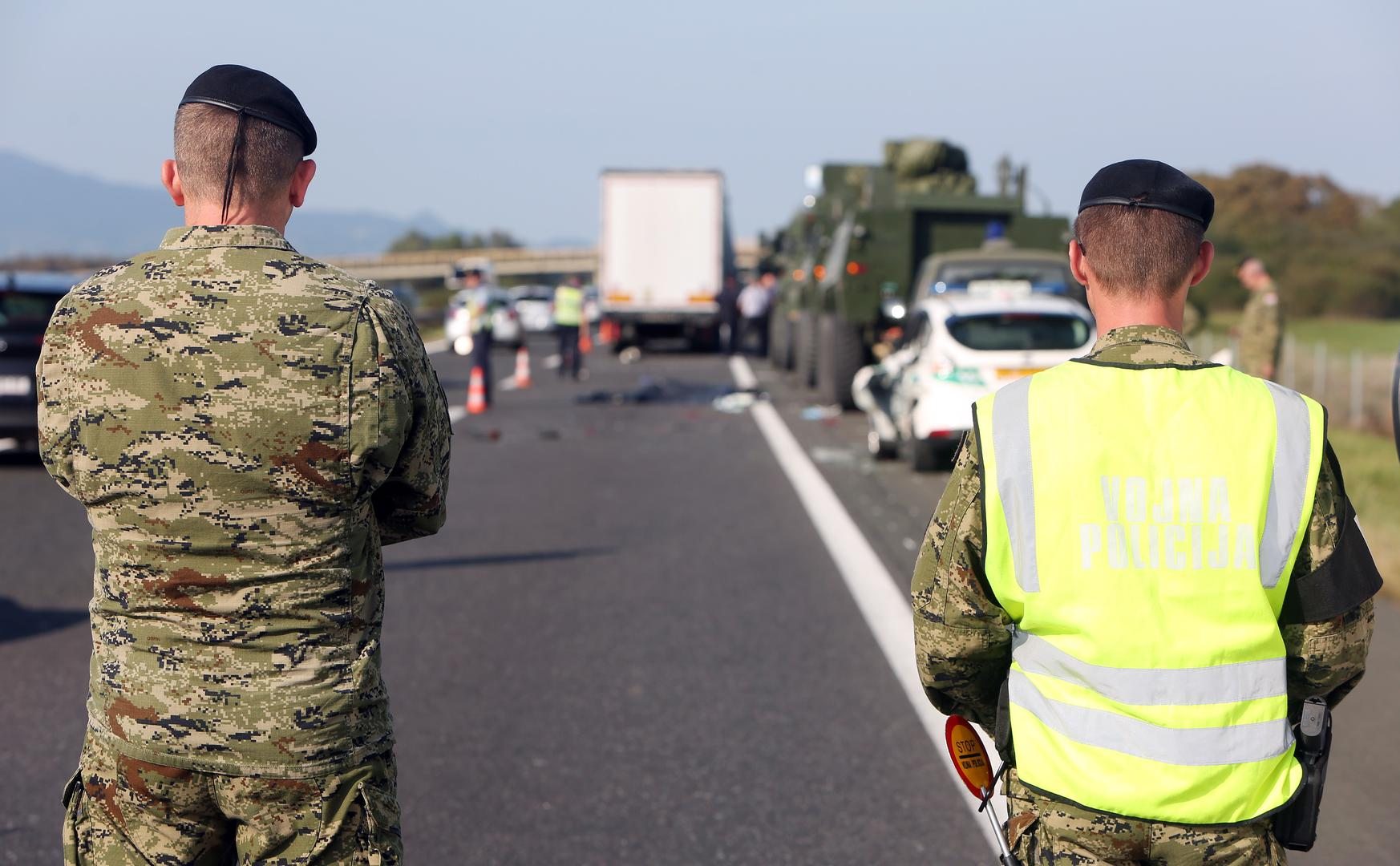 Ministar Krstičević i general Šundov izrazili sućut obitelji poginuloga hrvatskog vojnika, pripadnika vojne policije