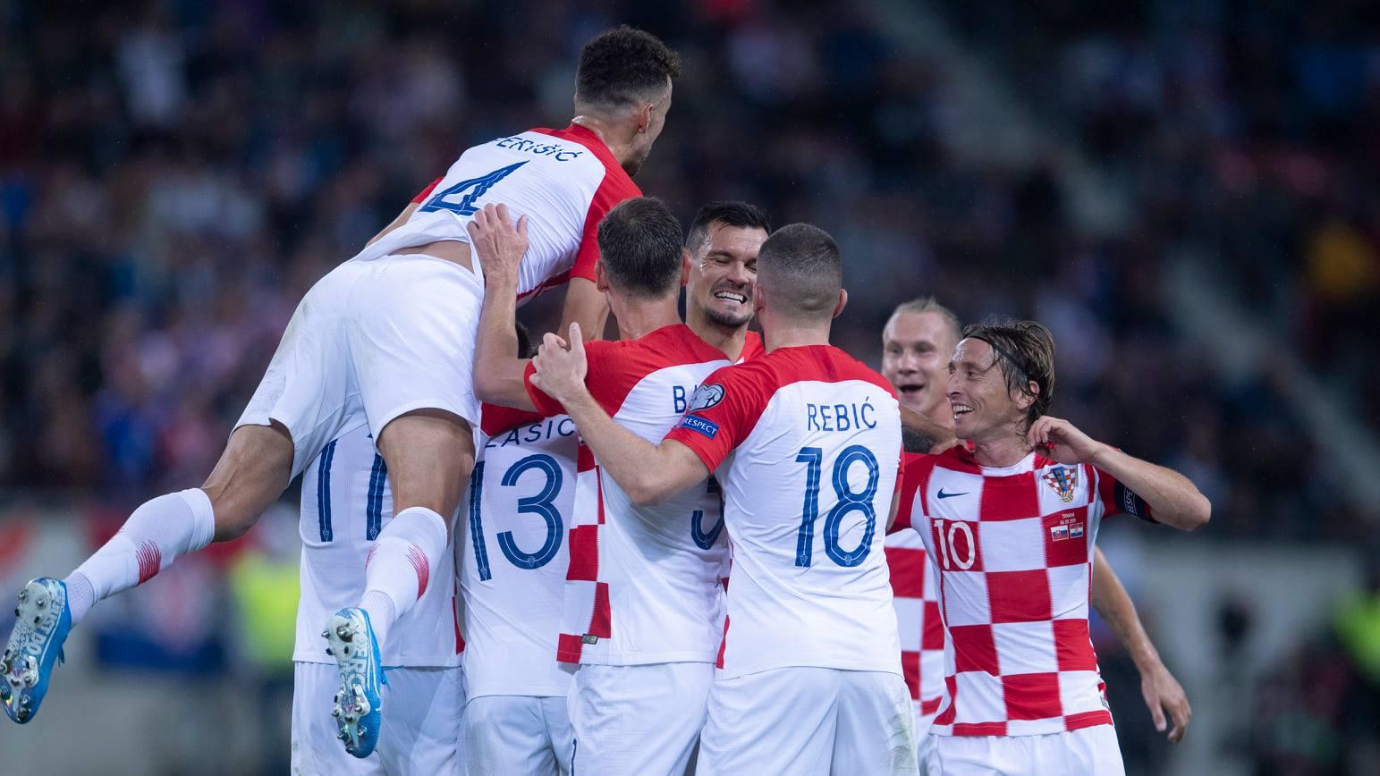 EURO 2020: Slovačka – Hrvatska 0-4