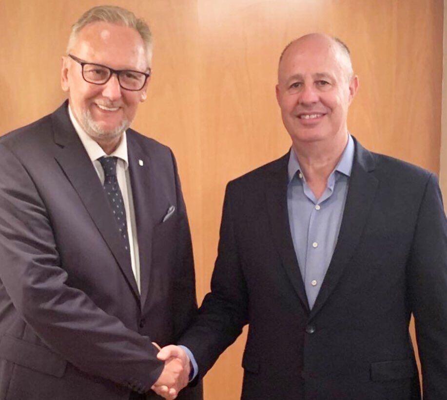 Izraelski ministar regionalne suradnje: S Hrvatskom dijelimo iste ciljeve i viziju